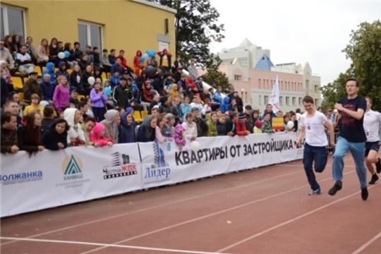 Калининский район: школьники примут участие в  легкоатлетической эстафете газеты «Советская Чувашия»