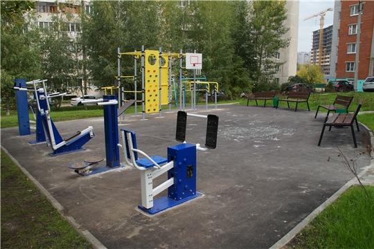 Инициативное бюджетирование: двор по ул. Ярмарочная благоустроен по пожеланиям жителей
