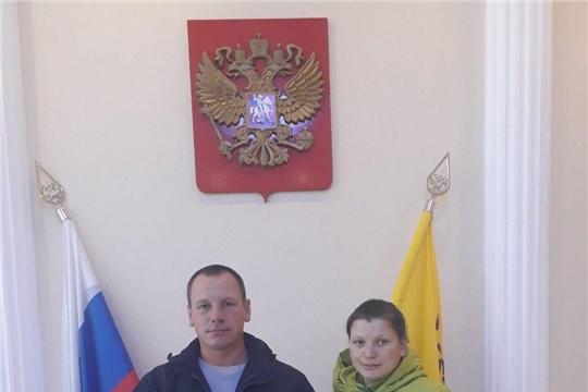 В Калининском районе отделом ЗАГС зарегистрировано рождение 1700 –го новорожденного
