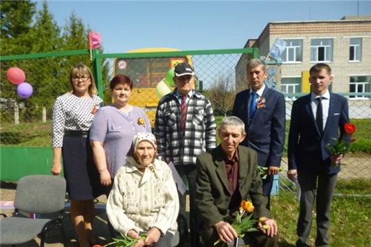 «Цветущий май вновь по стране шагает» - торжественное мероприятие в Хучельском сельском поселении, посвященное Дню Великой Победы над фашистской Германией