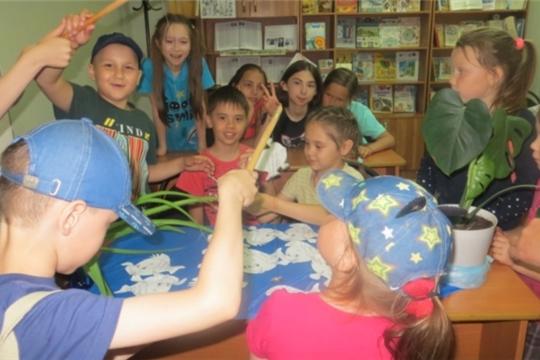 Детская игровая программа «Лето красное, звонче пой»