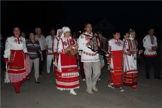 22 июня мемориальный комплекс  «Родина Михаила Сеспеля»  в д. Сеспель Канашского района посетила делегация из Самарской области