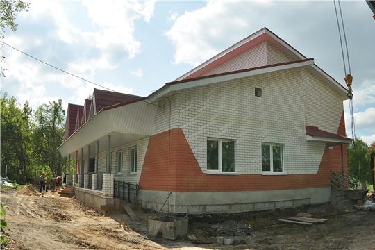 В рамках нацпроекта «Культура» к 100-летию образования Чувашской автономной области в республике появится 25 новых сельских клубов
