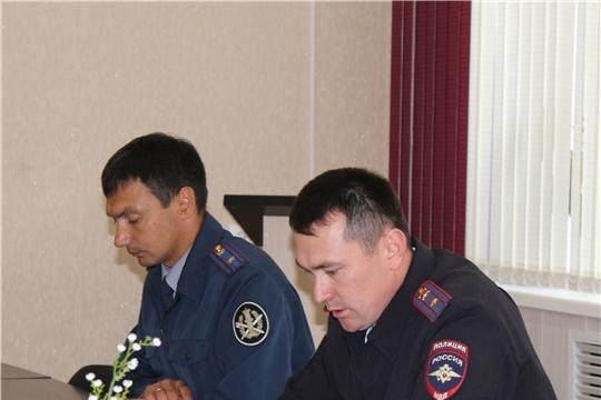 Заседание межведомственной комиссии по содействию гражданам, освобождающимся из мест лишения свободы