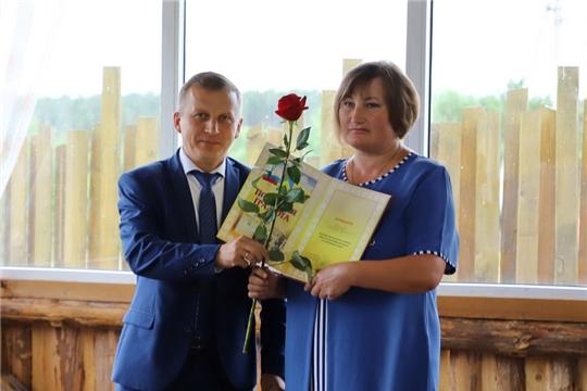 Чествование медицинских работников Комсомольского района