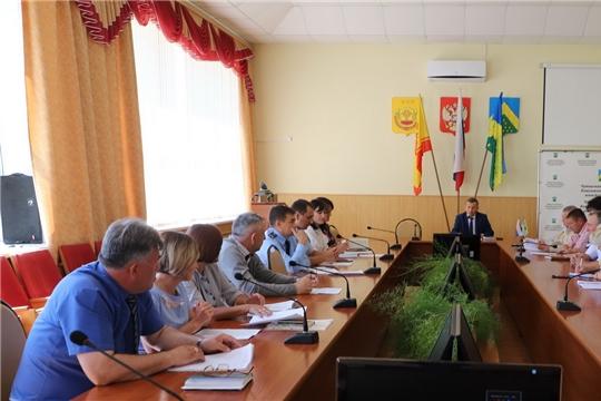 Расширенное заседание Совета по делам национальностей и взаимодействия с религиозными объединениями района