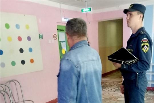 ГУ МЧС России по Чувашии об обеспечении пожарной безопасности в период проведения выпускных вечеров