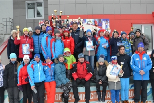 Закрытие лыжного сезона 2019 года
