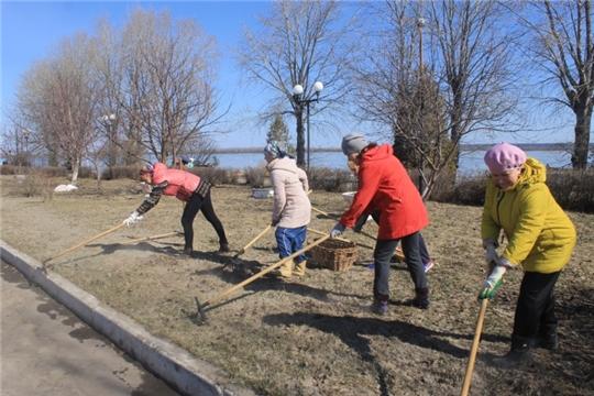 В Козловском районе объявлен месячник по благоустройству