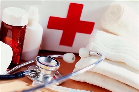 Подушевой норматив финансирования медицинской помощи жителям Чувашской Республики вырос на 14,7%