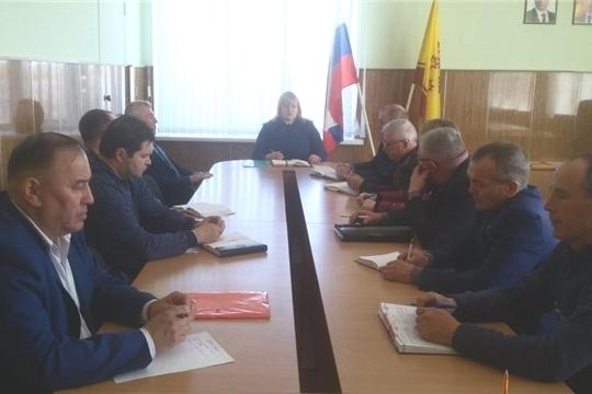 Рабочее совещание Чебоксарской межрайонной природоохранной прокуратуры
