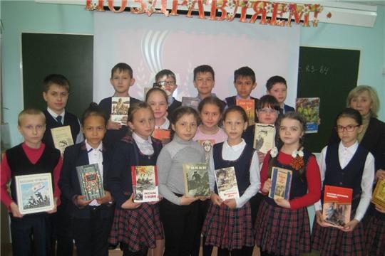 Детский отдел межпоселенческой библиотеки с Акцией «Читаем детям о войне»