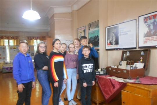 В Доме-музее Лобачевского – участники маршрута  «От героев былых времён…»