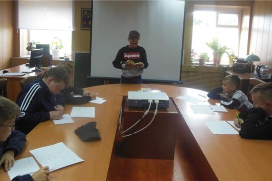 День славянской письменности в межпоселенческой библиотеке