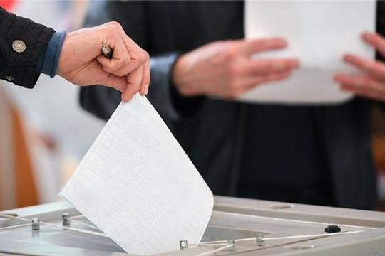 Ход голосования на дополнительных выборах в органы местного самоуправления на 18 часов