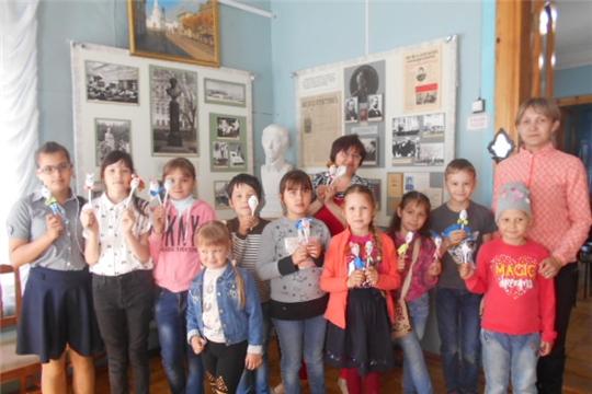 Акция «Ночь музеев» в Доме-музее Лобачевского.