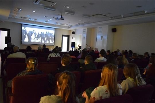 В Национальной библиотеке продолжаются показы конкурсных фильмов