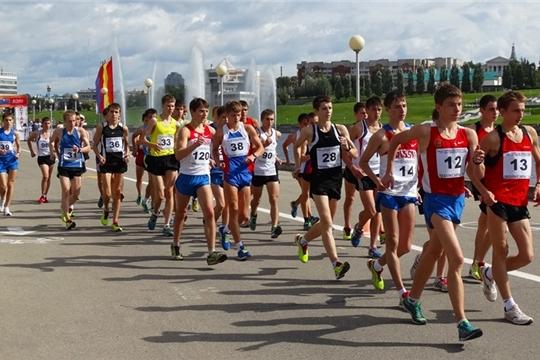 В выходные в столице Чувашии пройдёт чемпионат России по спортивной ходьбе