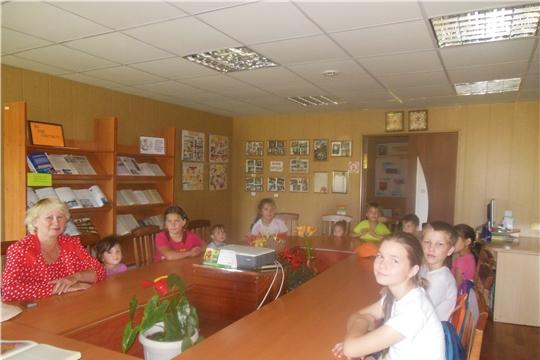День памяти святой Ольги в межпоселенческой библиотеке