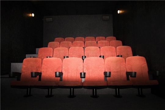 Расписание фильмов в кинозале районного Дома культуры
