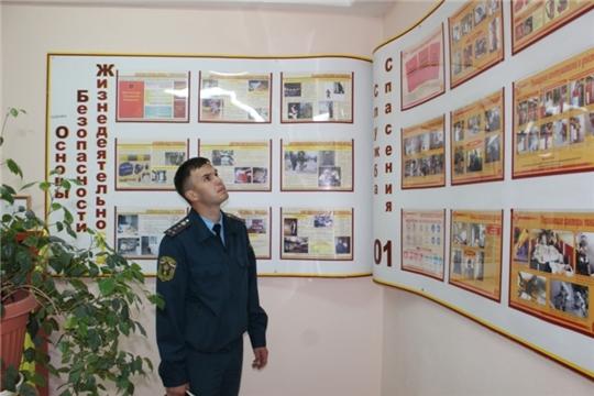Сотрудники МЧС России начали проверку готовности образовательных учреждений Чувашии к новому учебному году