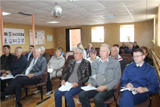 Состоялось очередное 52 заседание Собрания депутатов Козловского района