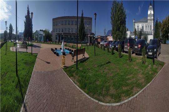 Ход реализации приоритетного проекта  «Формирование комфортной городской среды в г. Козловка  Козловского района Чувашской Республики» в 2019 году