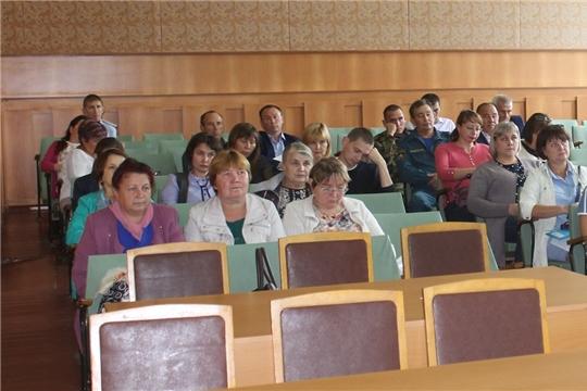 Состоялось расширенное заседание комиссии по предупреждению и ликвидации чрезвычайных ситуаций, обеспечению пожарной безопасности и безопасности людей на водных объектах в Козловском районе