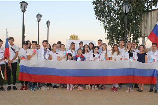 В Козловском районе состоялся праздник« Триколор - символ России»
