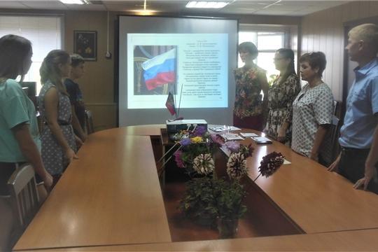 В межпоселенческой библиотеке – II церемония вручения паспортов