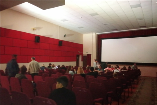 Ночь кино в Козловском районе