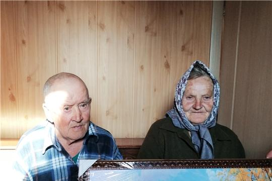 90-летний юбилей ветерана войны  Степанова Андрея Ананьевича