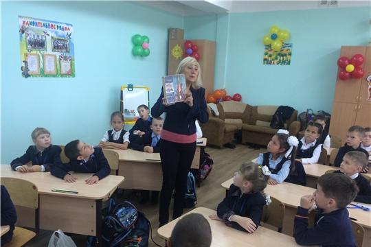 Детский отдел межпоселенческой библиотеки к юбилею космонавта - 3