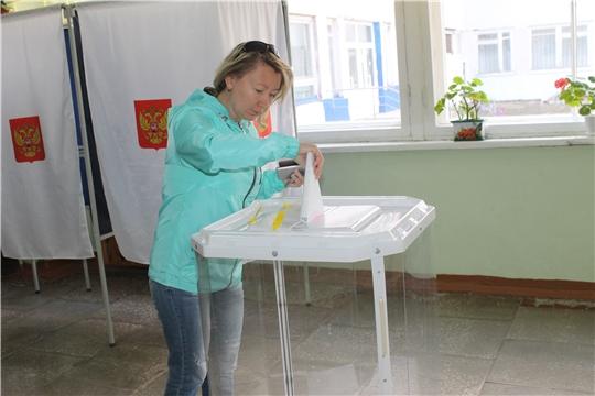 Ход голосования на 10 часов