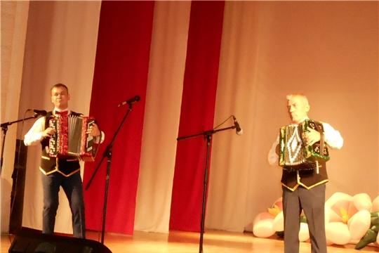 Очередная победа еметкинцев на Всероссийском фестивале -конкурсе «Вятские –хватские-2019»