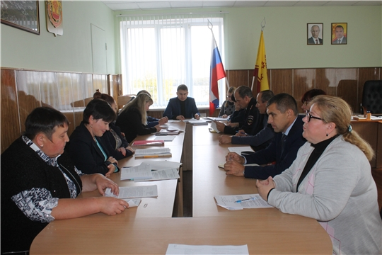 Состоялось заседание Комиссии по профилактике правонарушений в Козловском районе