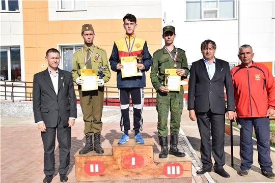 В Красночетайском районе состоялась торжественная церемония закрытия 51-ых районных финальных игр юнармейского движения «Зарница» и «Орлёнок»