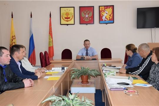 Плановый семинар  с участковыми избирательными комиссиями