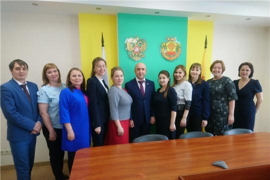 Сергей Артамонов встретился с победителями конкурса на выявление общественных лидеров на сельских территориях 2018 года