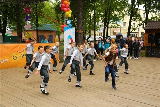 Учащиеся Красночетайской школы в финале республиканского фестиваля школьного самодеятельного творчества «Школьная весна»