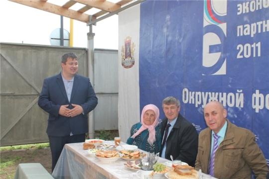 Народный праздник Никола Вешний отметили в Красночетайском сельском поселении