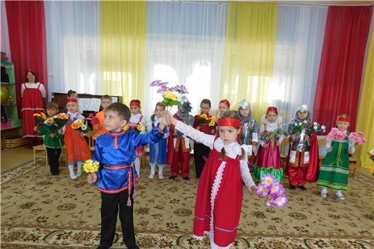 День славянской письменности и культуры отметили в детском саду «Рябинушка»