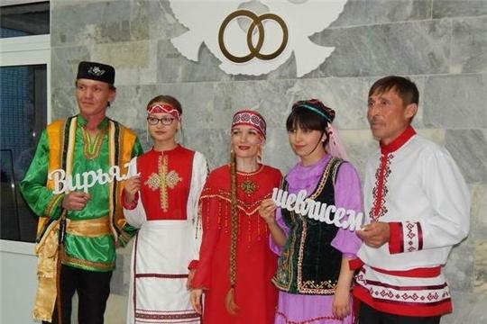Красночетайцы - активные участники межрегионального фестиваля исполнителей чувашской эстрадной песни «Вирьял шевлисем»