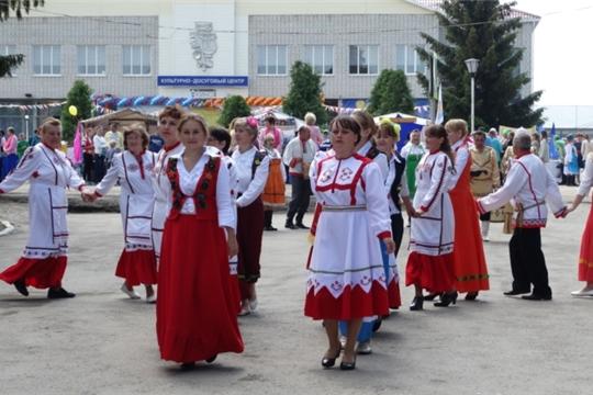 Приглашаем на районный праздник песни, труда и спорта «Акатуй»