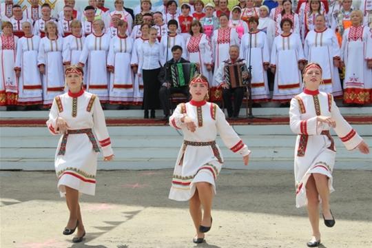 Красночетайский район готовится к празднику песни, труда и спорта «Акатуй»