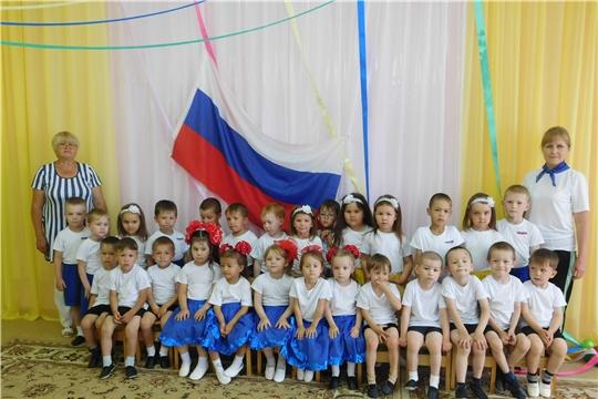 День России в детском саду