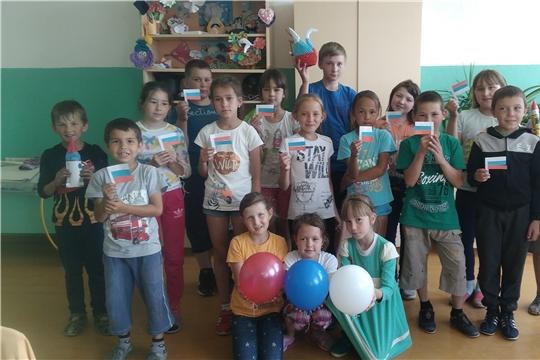 Летний отдых детей в пришкольных лагерях Красночетайского района продолжается
