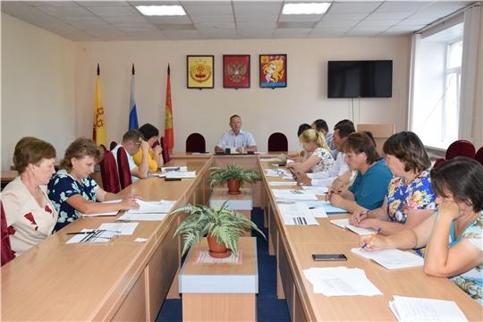 На совещании с главами поселений затронуты актуальные вопросы