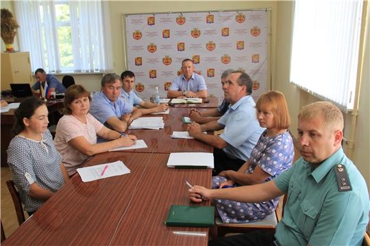 Заседание антинаркотической комиссии в режиме видеоконференции