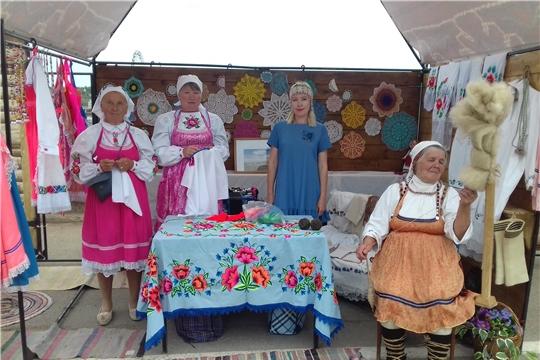 Красночетайцы приняли активное участие в праздновании Дня Республики